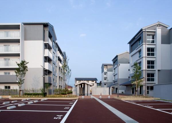 小松市営住宅