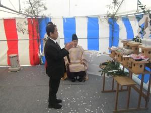 ネツレン地鎮祭 (3)