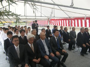 ※小松電業所地鎮祭 (2)