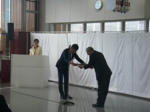 ※石川トヨタ白山竣工式 (1)