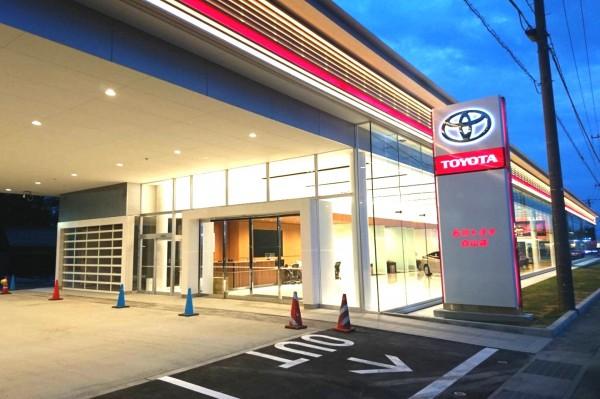 ※石川トヨタ白山店 (4)