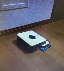 ●お掃除ロボット