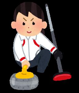 sports_curling_woman
